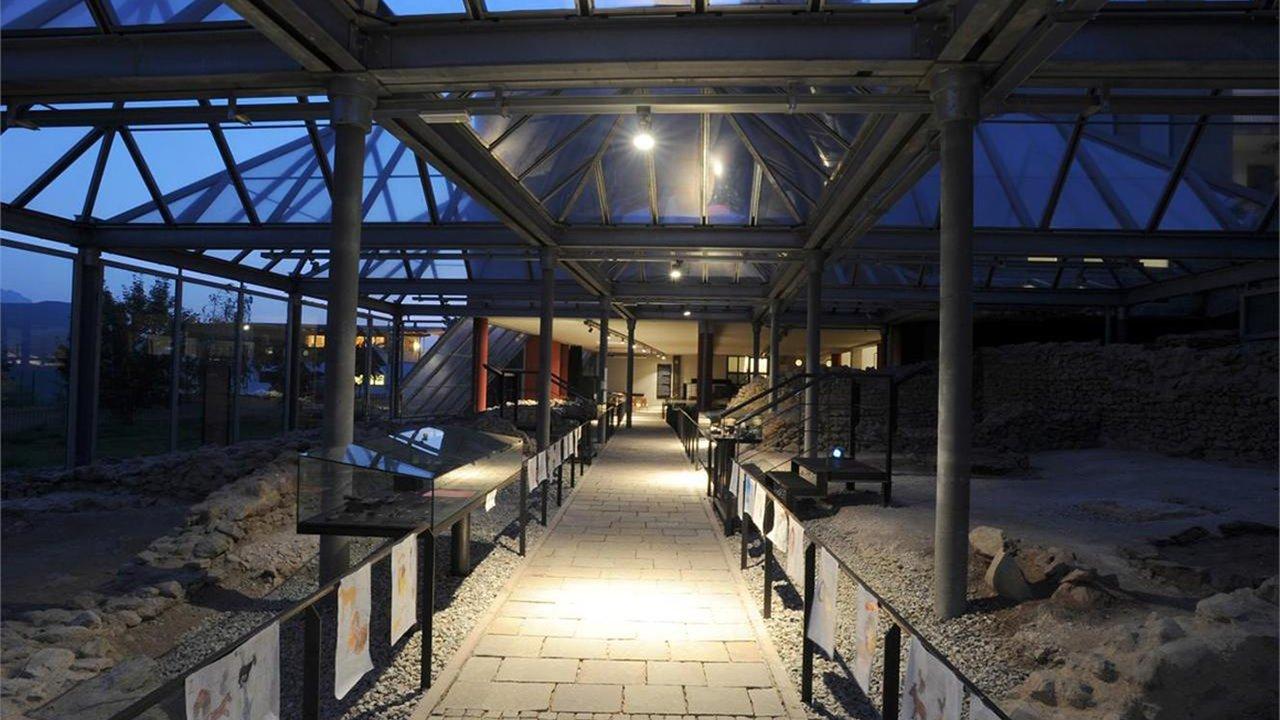 Event Besichtigung: Archeopark Villanders