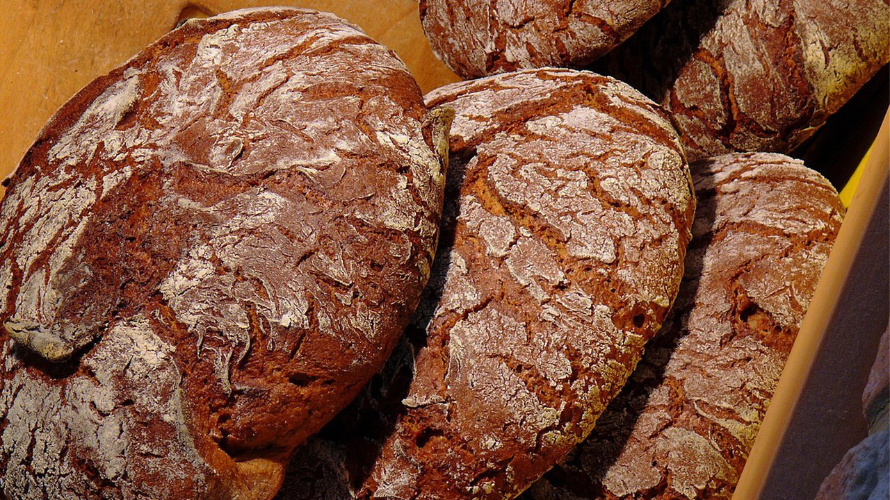 Event Bread baking
