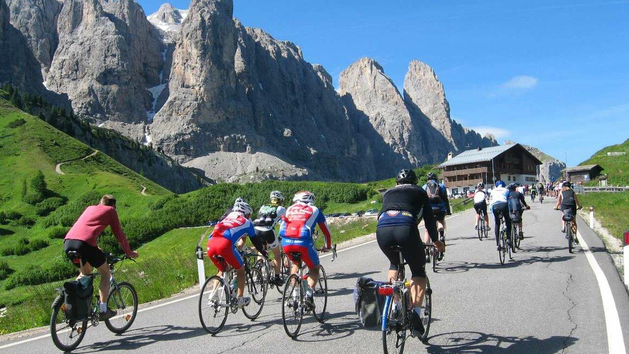 Event Sellaronda Bike Day - Canazei