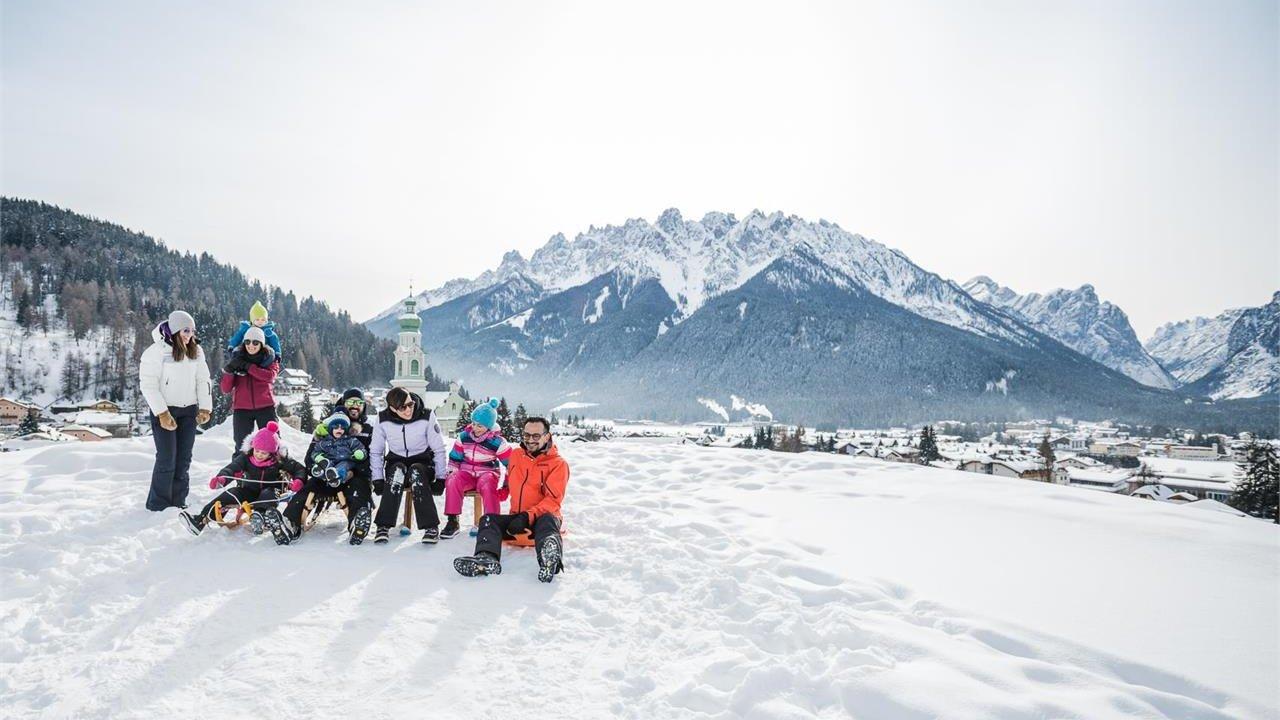 Event Adventure snowshoeing