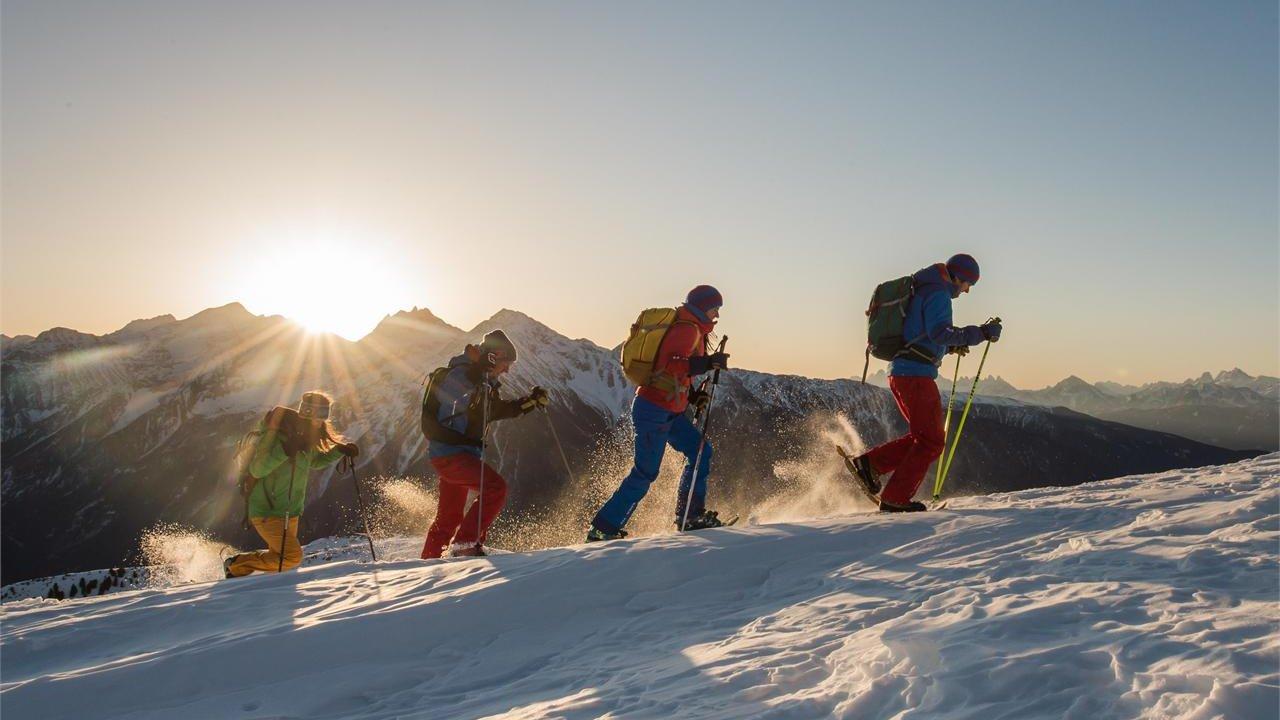 Event Schneeschuhwanderung Rein in Taufers