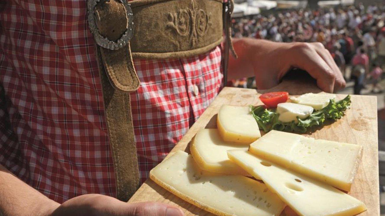 Event Südtirol Balance: Kloatzen und Käse