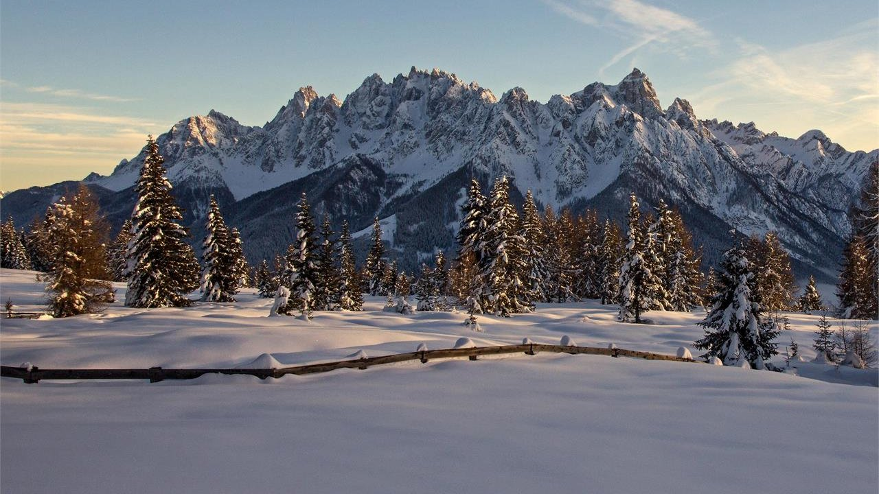 Event Snowshoe hike at the Monte Rota