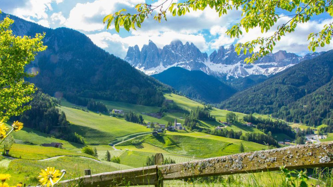Event Südtirol Balance - Frühling