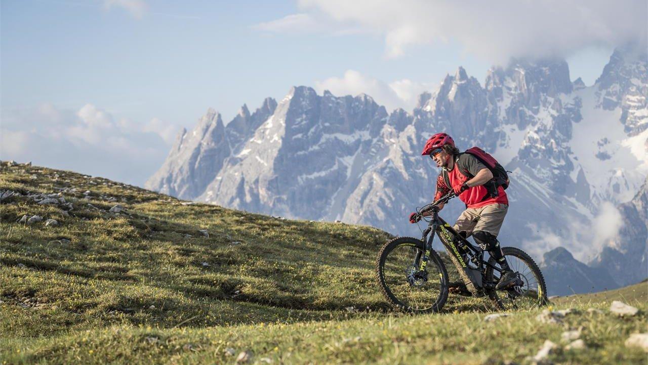 Event E-Bike-Tour to the alp San Silvestro