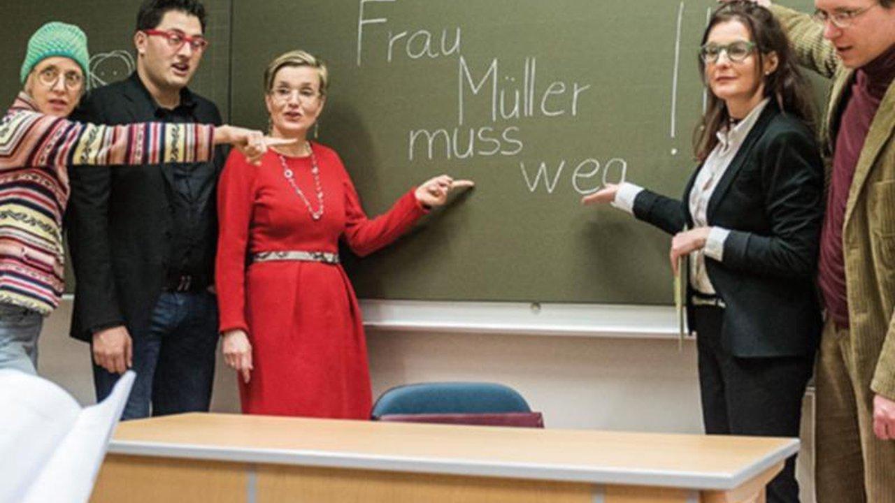 Event Commedia in lingua tedesca