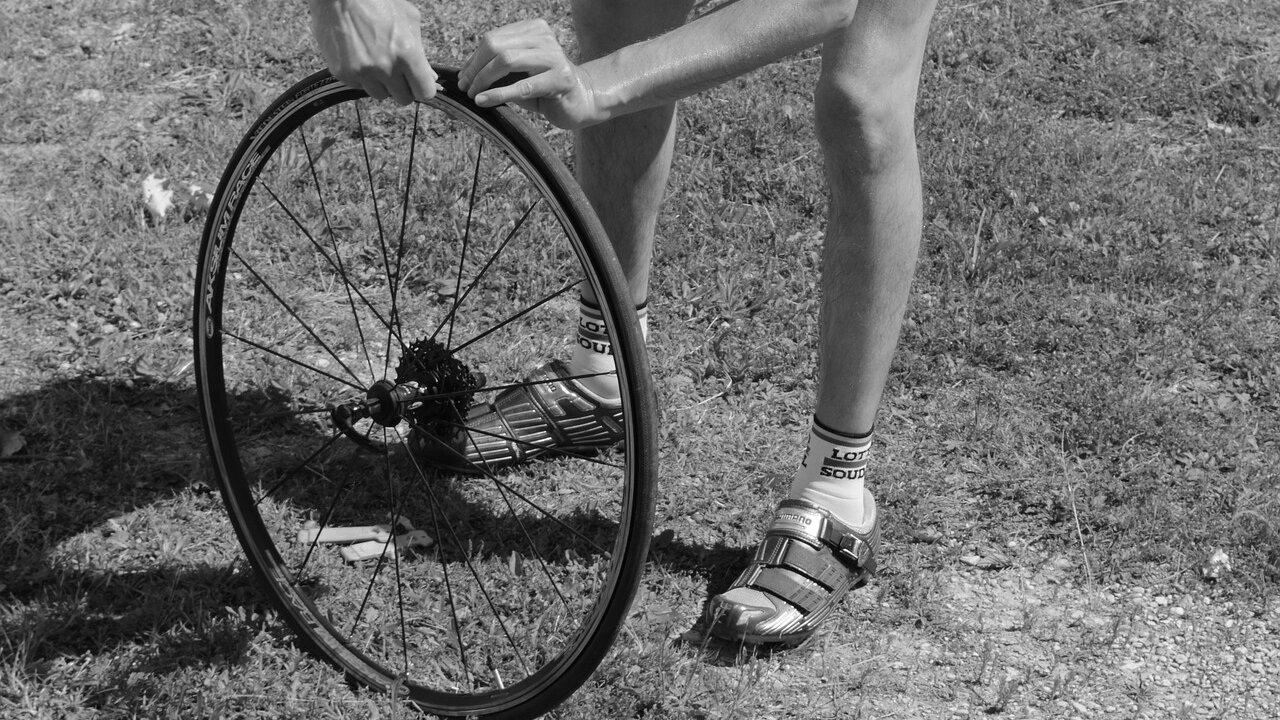 Event Bikepanne? Reparaturen unterwegs