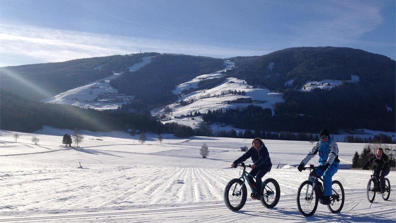 Event Trial lesson with the E-Fatbike