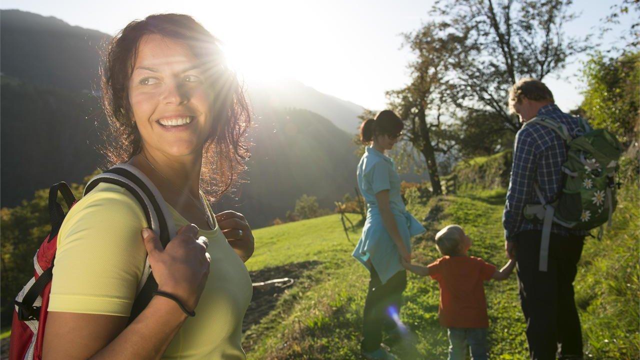 Event Höfewanderung: Wandern und genießen