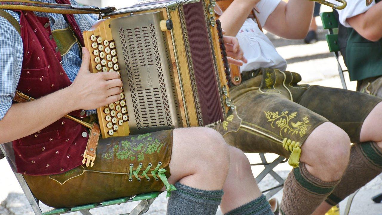 Event Live Musik auf der Festnerhütte