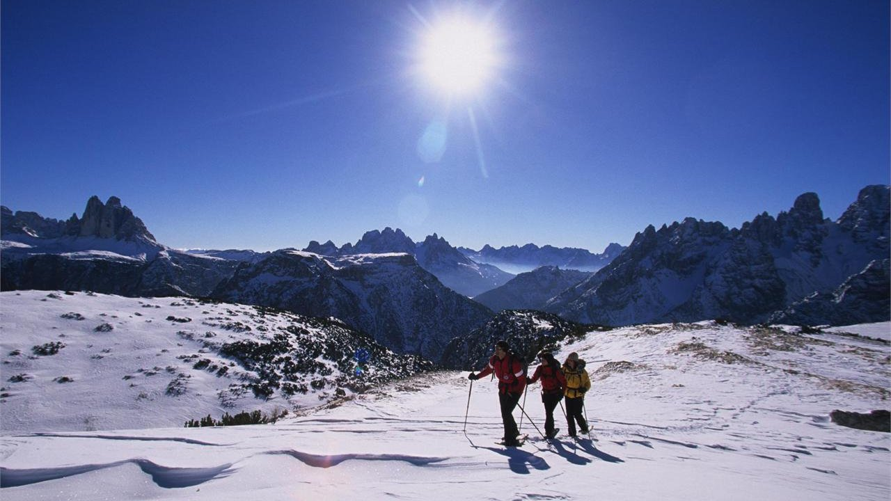 Event Escursioni invernali - Globo Alpin
