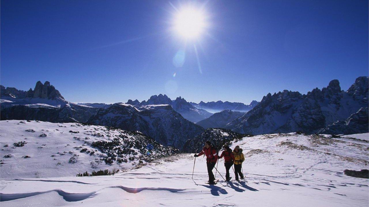 Event Winterwanderung - Globo Alpin