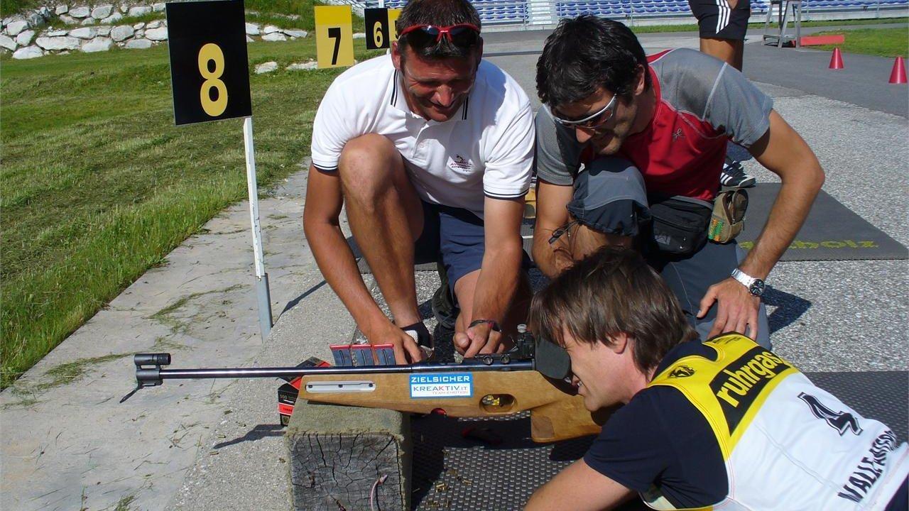 Event Biathlon Gäste-Schießen