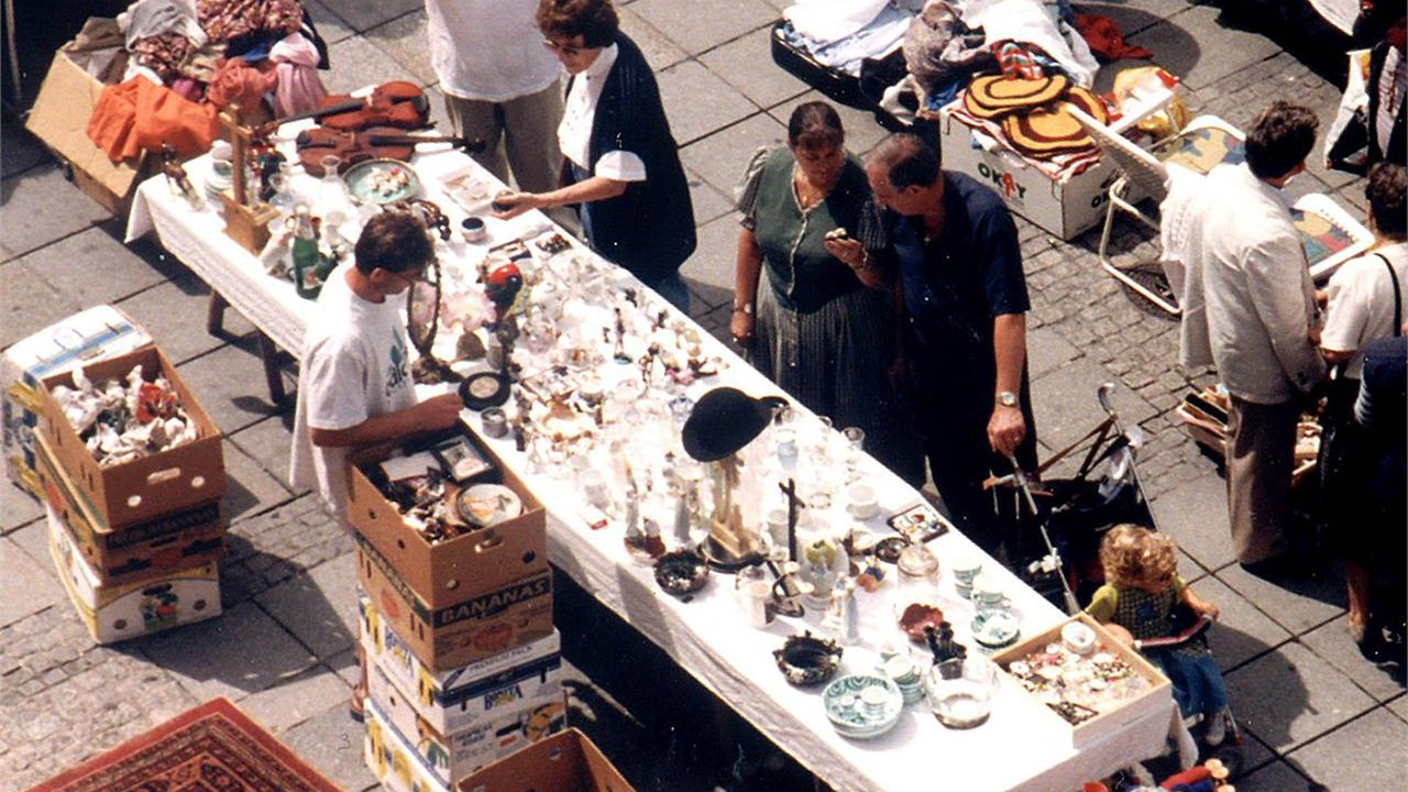 Event Flohmarkt