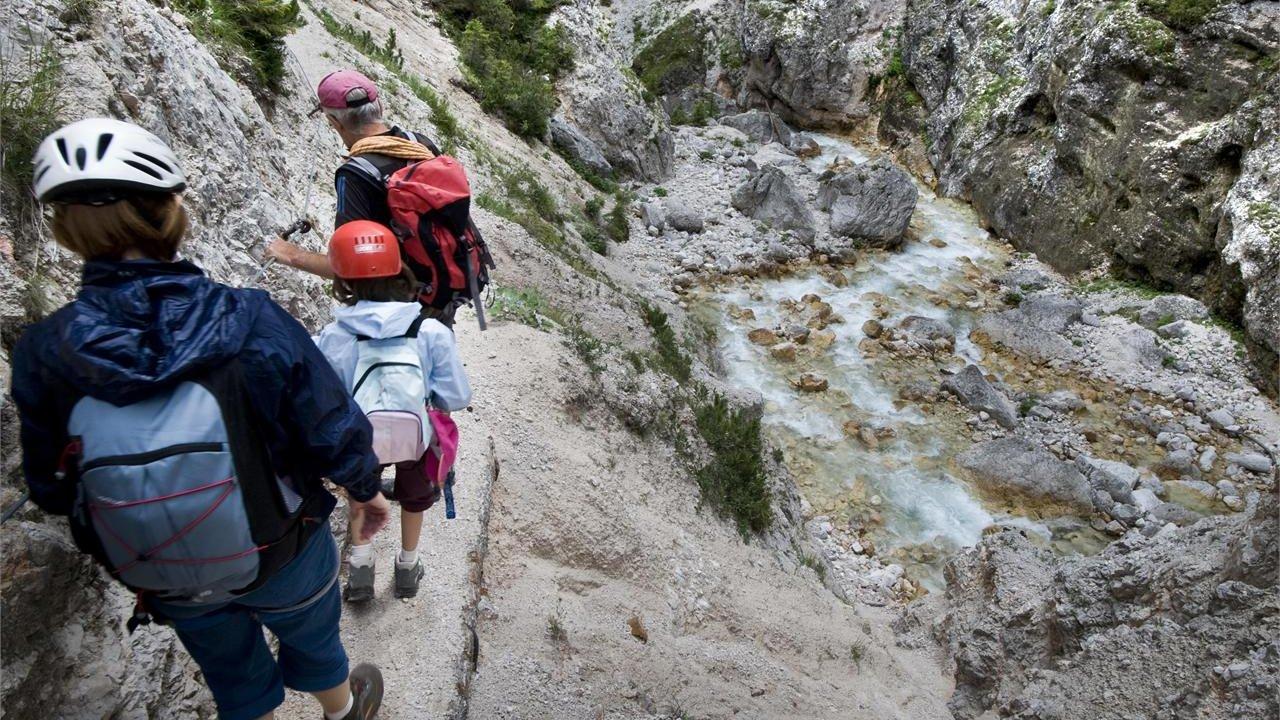 Event Climbing Adventure: via ferrata Fanes