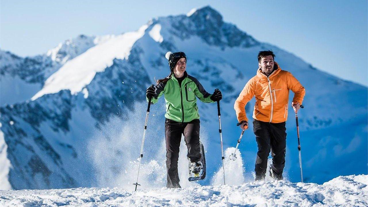 Event Panorama Schneeschuhwanderung