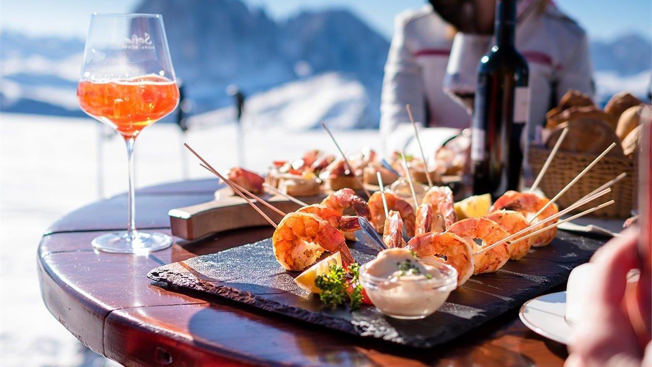 Event Genuss-Skitour mit Dolomitenblick
