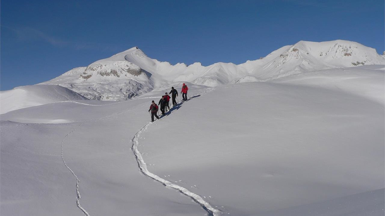 Event Schneeschuhwanderung Cinque Torri