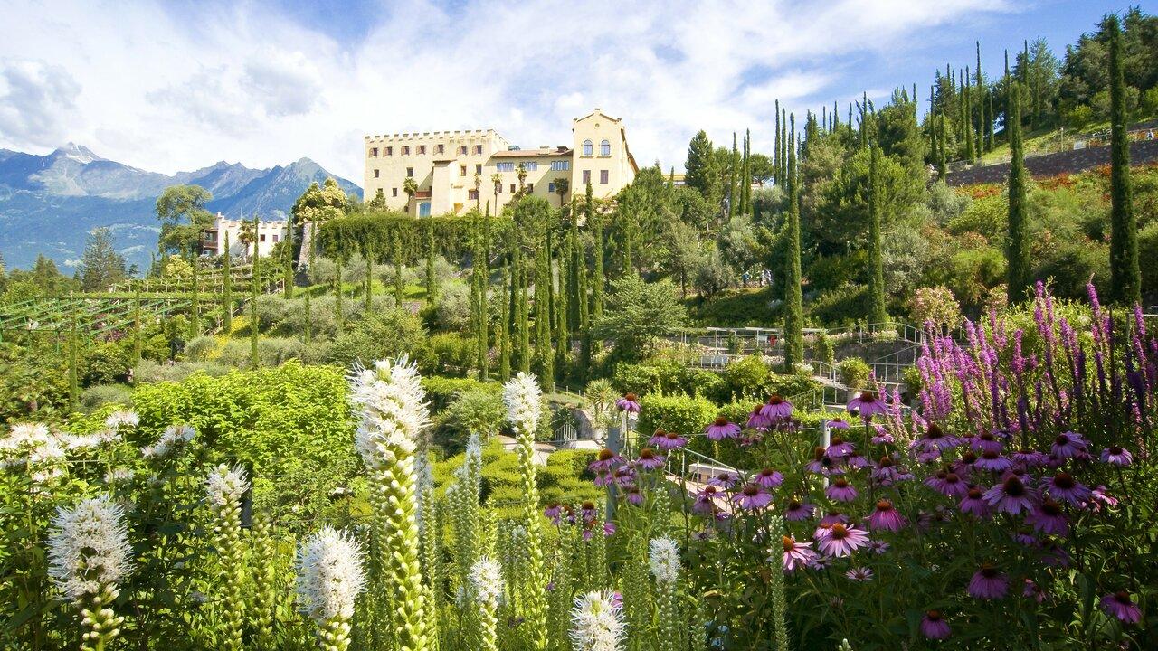 Event Tagesfahrt: Schloss Trauttmansdorff