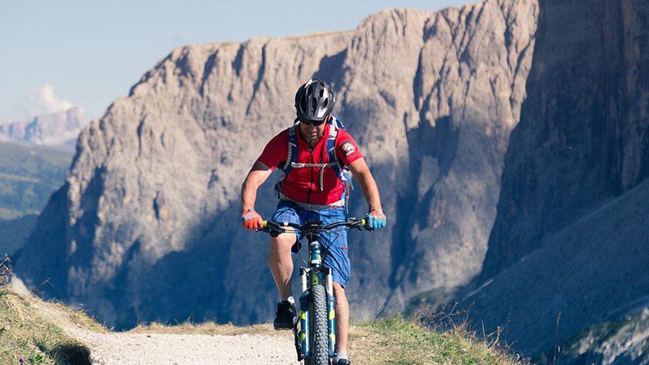 Event E-Bike Tour: Dolomiten 2 Pässe