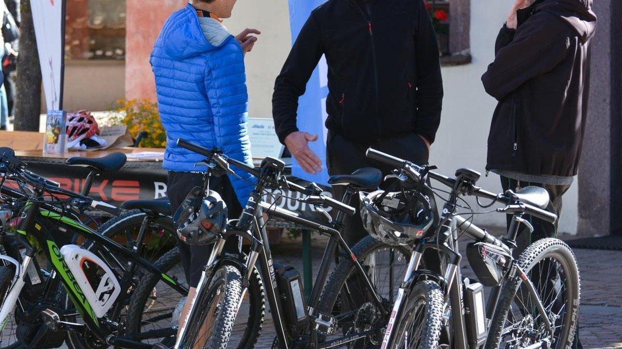 Event Val Gardena Bike Day