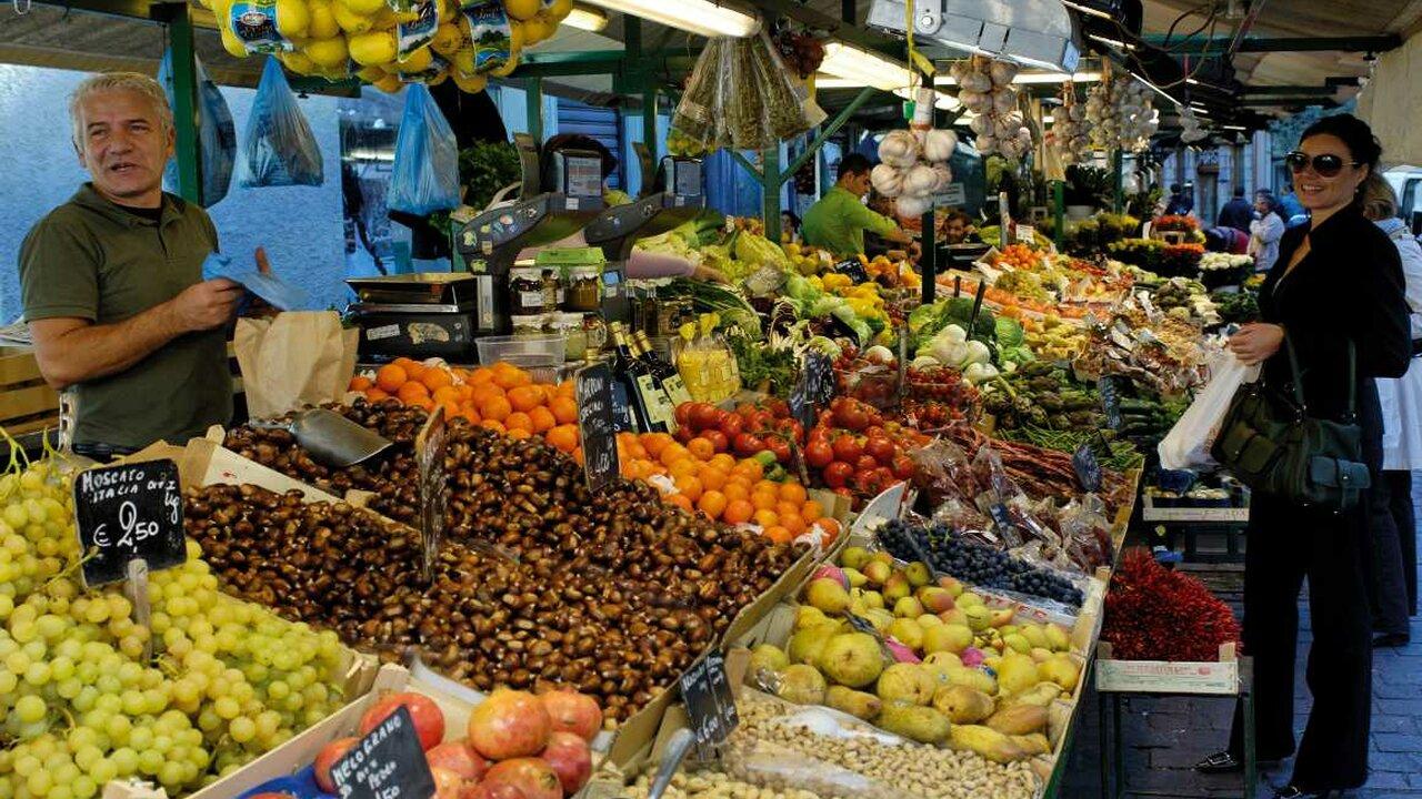 Event Bauernmarkt in Bozen - Matteotti
