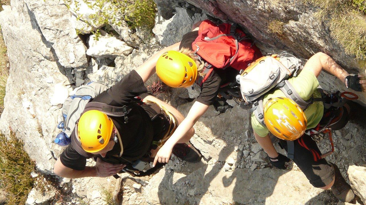 Event Klettern ab 13 Jahren und Erwachsene