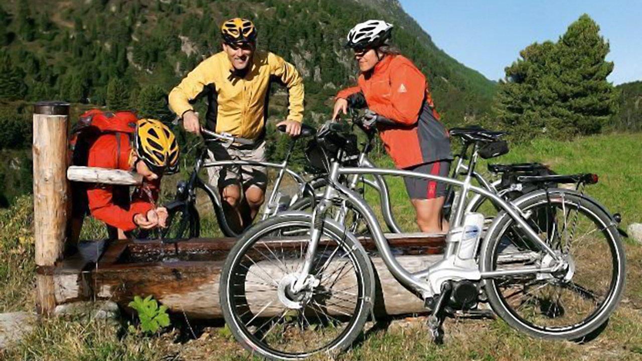 Event E-Bike Tour: anspruchsvoll