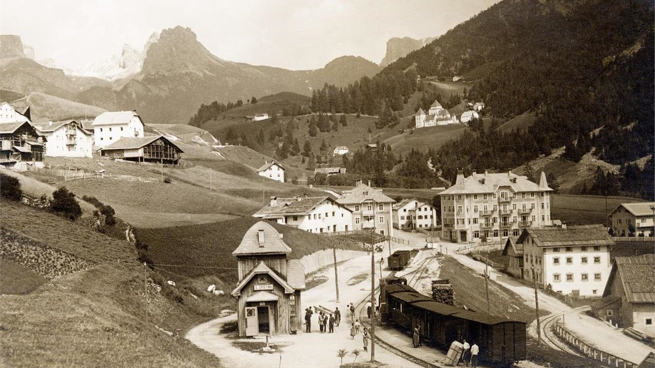 Event Die Geschichte der Grödner Bahn