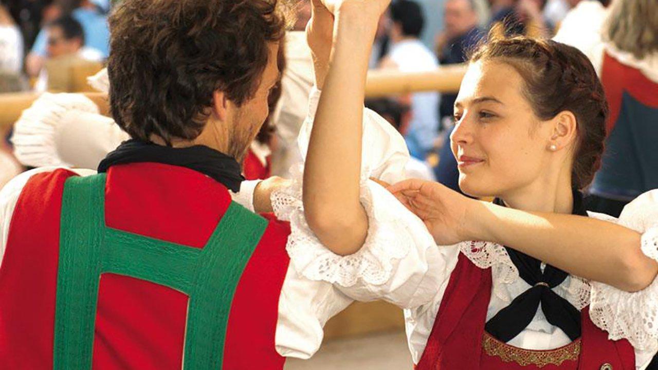 Event Folkloristischer Tanzabend