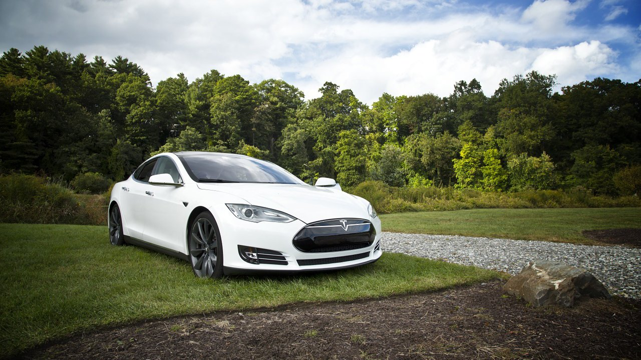 Event Tesla Test Drive Day