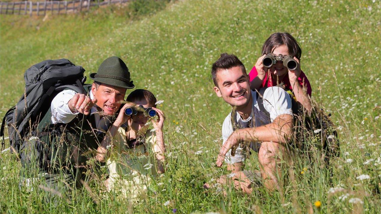 Event Südtirol Balance - Wildbeobachtung