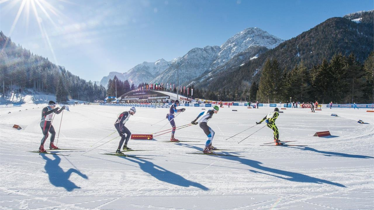 Event Coppa Italia - Gara di sci di fondo