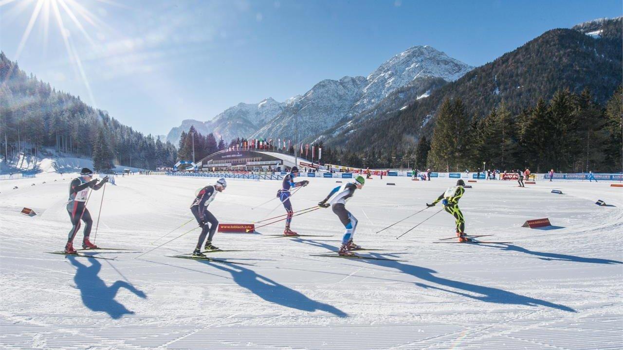 Event Coppa Italia - Langlaufwettbewerb