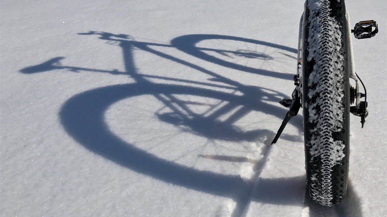 Event E-Bike Winter Tour