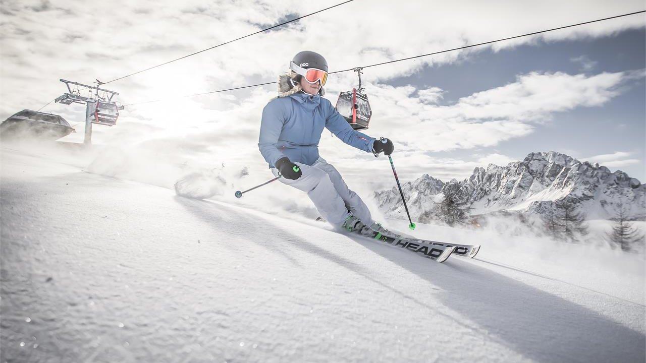 Event GIRO - Ski tour in the Dolomites