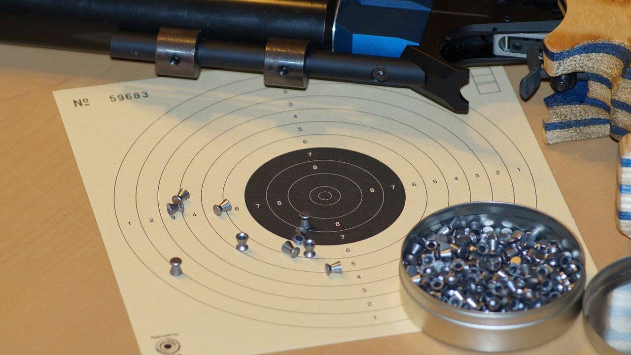 Event Airgun shooting