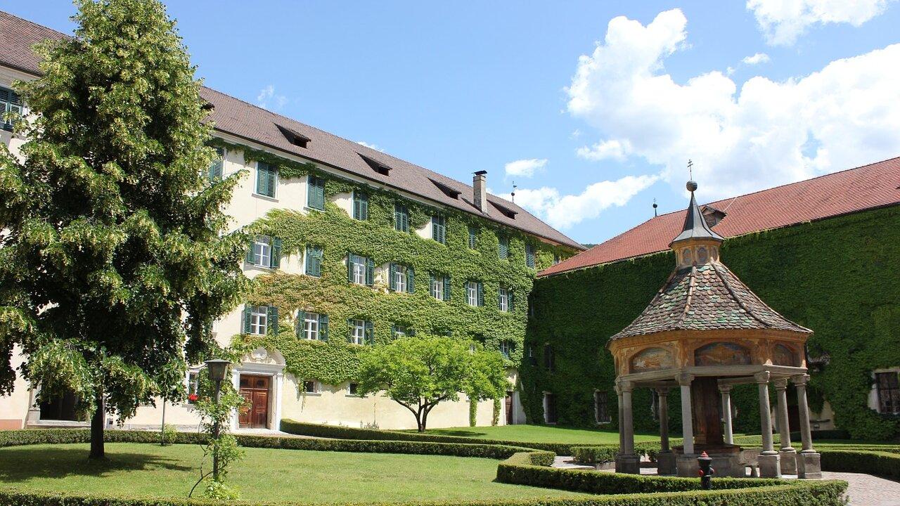 Event Wanderung zum Kloster Neustift
