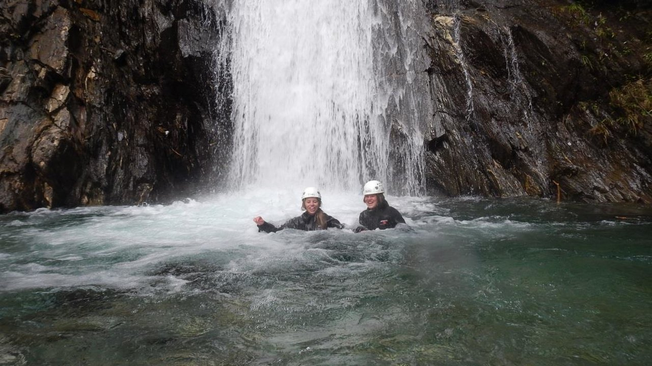 Event Canyoning