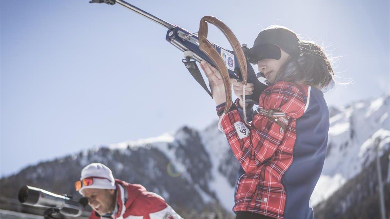 Event Gäste-Gaudi Biathlonrennen