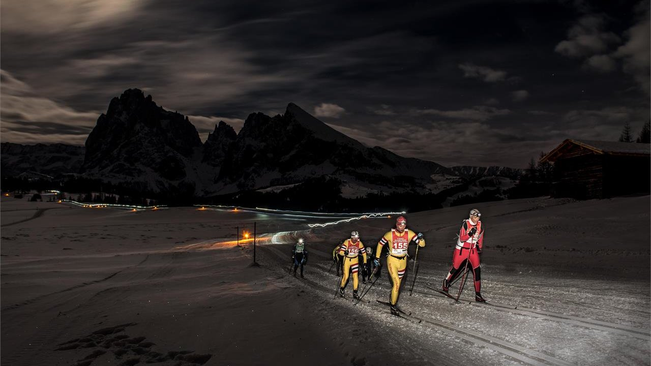 Event Seiser Alm Moonlight Nordic Camp