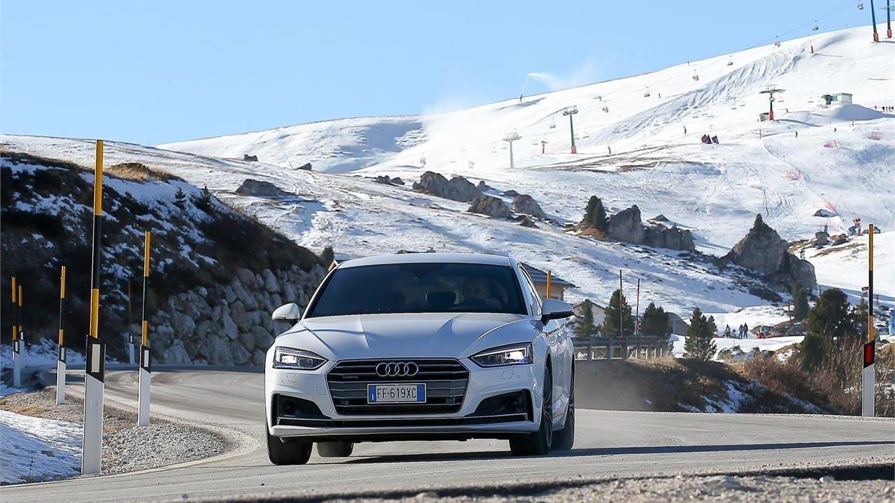 Event Alta Badia Audi Test Drive