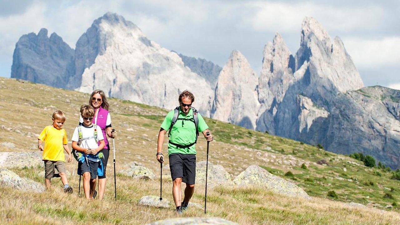 Event Panascharte - Geologie der Dolomiten
