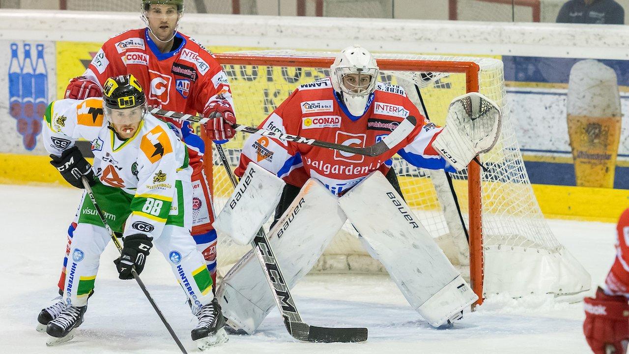 Event Hockey: HC Gherdeina - VEU Feldkirch