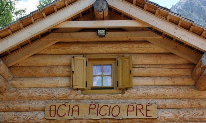 Kochkurs mit Treffpunkt an der Picio Pré Hütte  Wochenprogramm