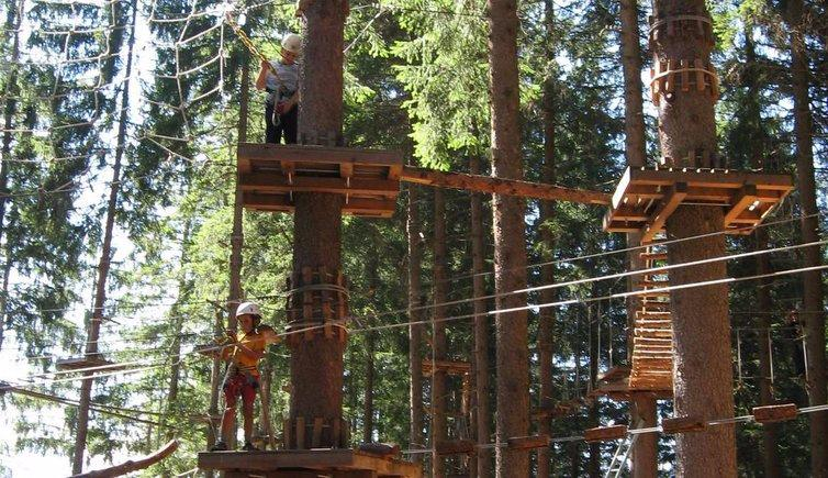 Adventure Park with Noemi week programm