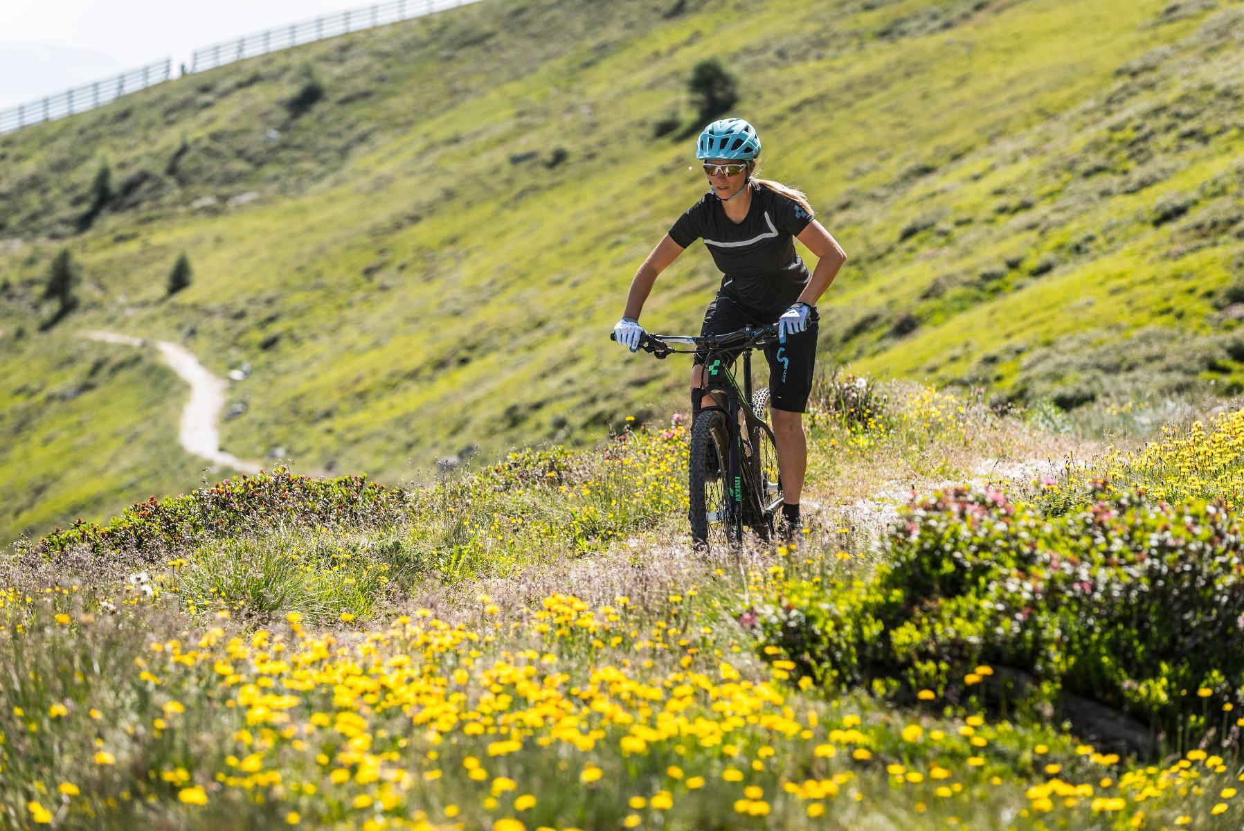 Mountain Bike Tour with Raimund week programm